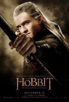 Hobbit 2: Smaug'un Çorak Toprakları  izle