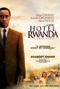 Hotel Ruanda  izle