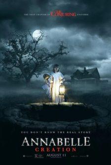 Annabelle: Kötülüğün Doğuşu  izle