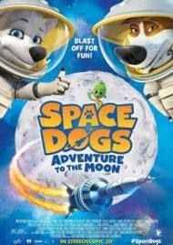 Astronot Köpekler 2 – Space Dogs izle