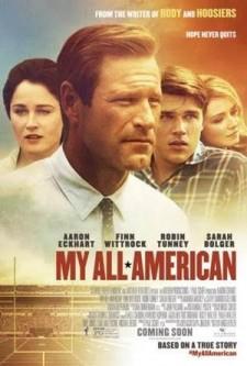 Cesaretin Ötesinde – My All American izle