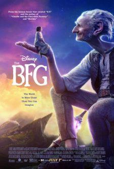 İyi Kalpli Koca Adam – The BFG Filmi izle
