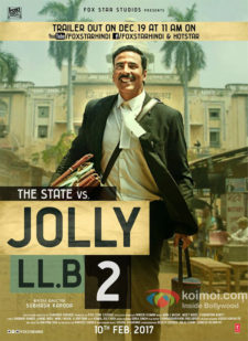 Jolly LLB 2 izle