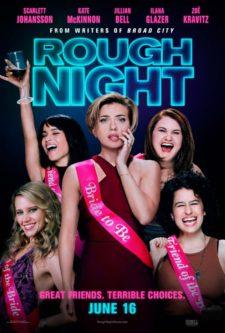 Kızlar Gecesi – Rough Night izle