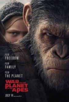 Maymunlar Cehennemi 3: Savaş  izle