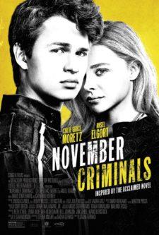 November Criminals  izle