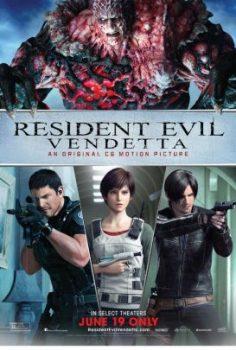 Resident Evil Vendetta izle