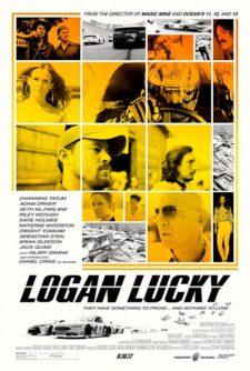 Şanslı Logan – Logan Lucky izle