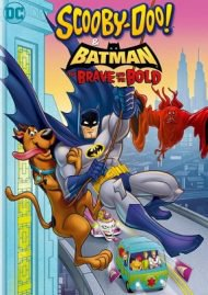 Scooby Doo ve Batman: Cesur ve Gözüpek  izle