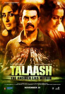 Talaash  izle