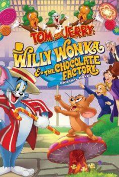 Tom Ve Jerry Willy Wonka Ve Çikolata Fabrikası izle