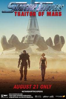 Yıldız Gemisi Askerleri: Mars Haini izle