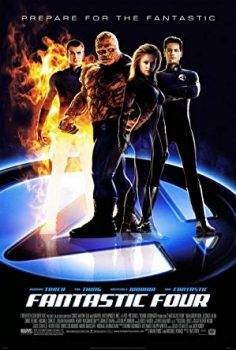Fantastik Dörtlü – The Fantastic Four izle