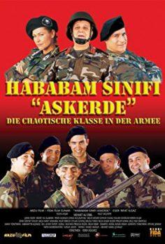 Hababam Sınıfı Askerde izle