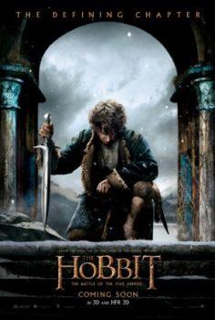 Hobbit Beş Ordunun Savaşı  izle