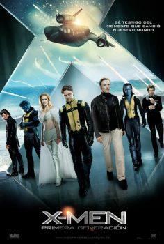 X-Men: Birinci Sınıf  izle