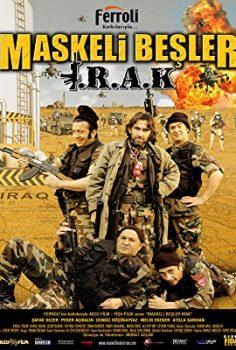 Maskeli Beşler Irak  izle
