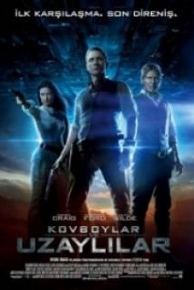 Cowboys and Aliens – Kovboylar ve Uzaylılar  izle