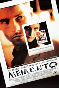 Akıl Defteri (Memento)  izle