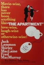 Garsoniyer (The Apartment)  izle