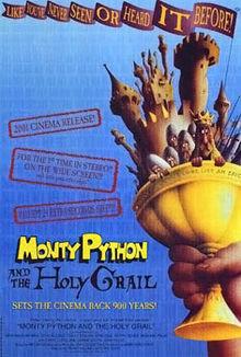 Monty Python Ve Kutsal Kase  izle