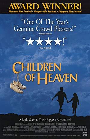 Cennetin Çocukları (Bacheha-ye Aseman)  izle