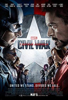 Kaptan Amerika Kahramanların Savaşı izle