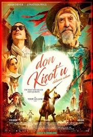 Don Kişot'u Öldüren Adam izle