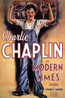 Modern Zamanlar Charlie Chaplin  İzle
