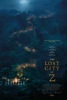 Kayıp Şehir Z izle