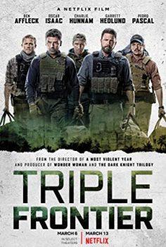 Triple Frontier izle