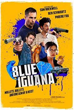 Blue Iguana – Mavi İguana izle