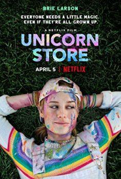 Unicorn Mağazası – Unicorn Store izle