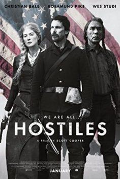 Vahşiler – Hostiles izle