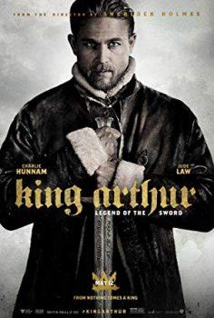 Kral Arthur Kılıç Efsanesi izle