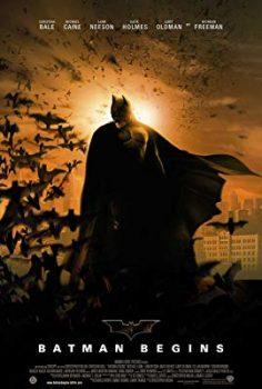 Batman Başlıyor izle