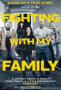 Fighting With My Family izle