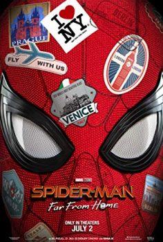 Örümcek Adam: Evden Uzakta izle