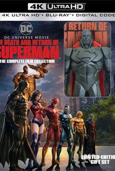 Superman'in Ölümü ve Dönüşü izle