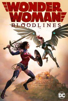 Wonder Woman: Kan Bağları izle