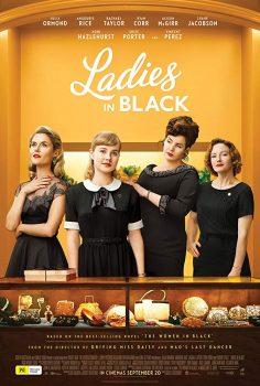 Siyah Giyen Kadınlar izle