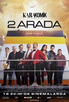 Karakomik Filmler 2 Arada izle